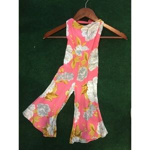The sol overalls 2t in bubblegum vintage